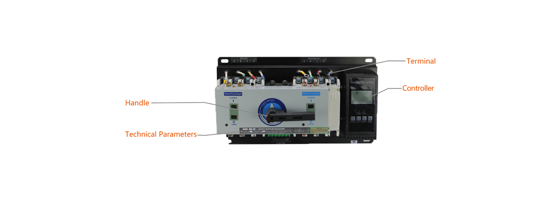 YEQ2LY Automatic Transfer Switch