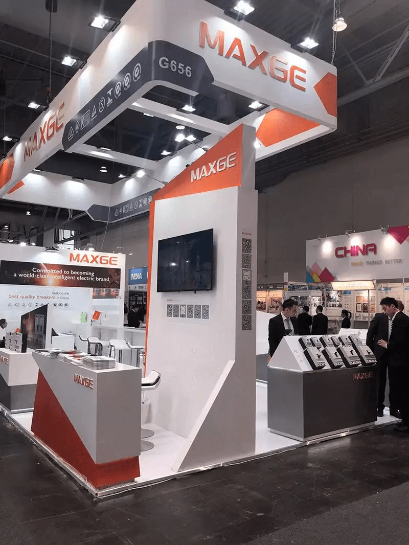 MAXGE's Intelligence and Excellent Quality into 2019 Hannover Messe 8