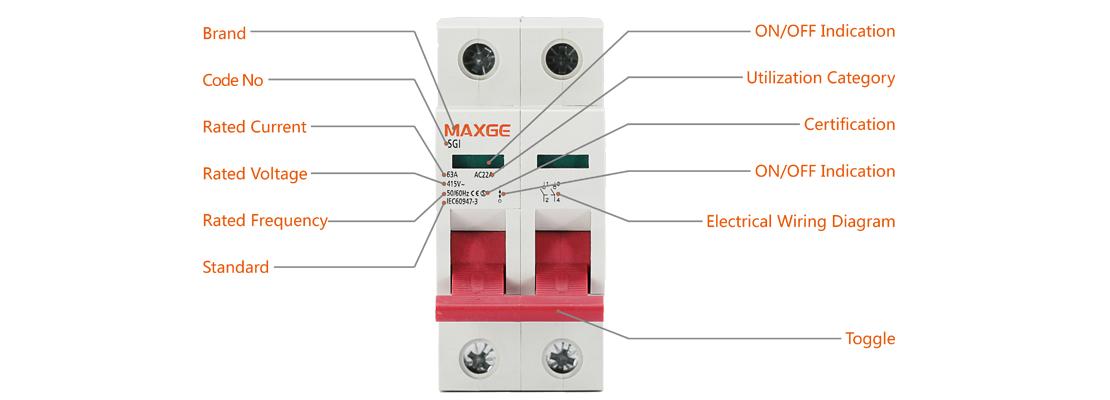 SGI Series Isolating Switch