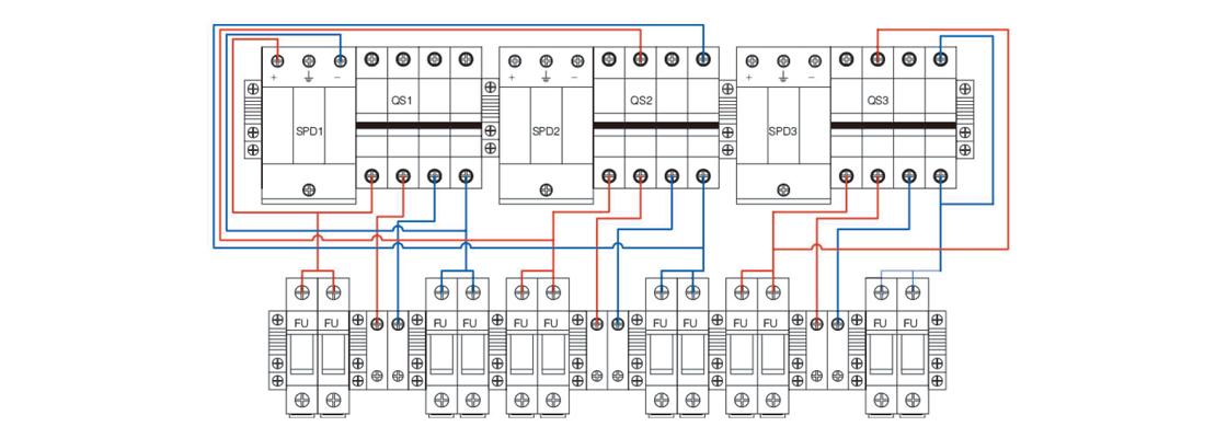 MG-PV 6/3 DC COMBINER BOX