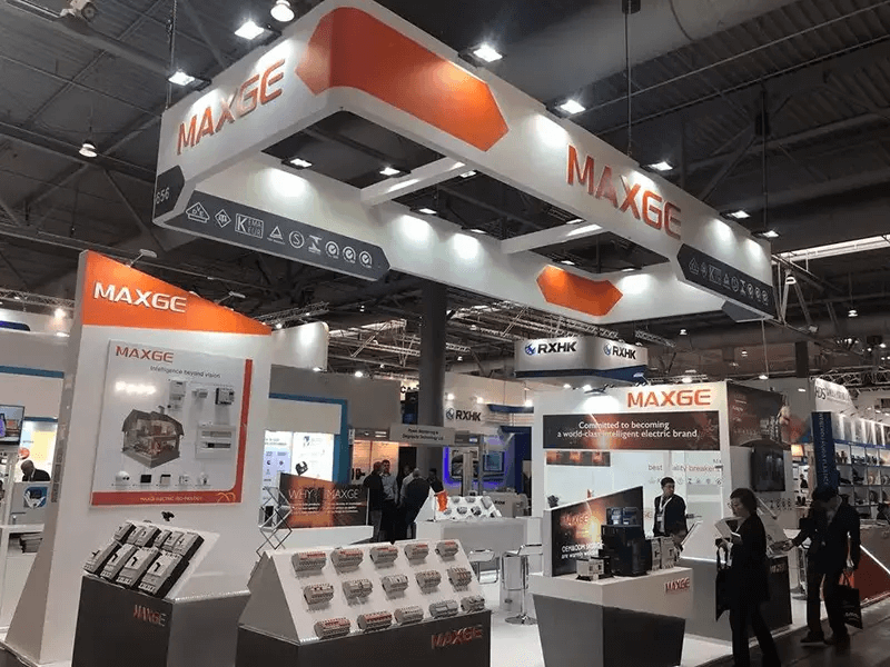 MAXGE's Intelligence and Excellent Quality into 2019 Hannover Messe-2